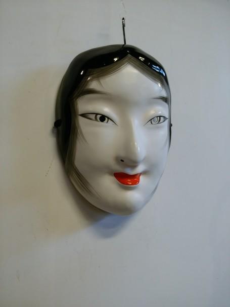 【舞面】稲田姫(左向き)